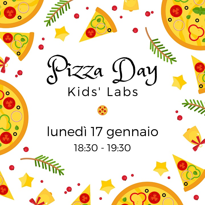 Immagine KIDS' LAB: PIZZA DAY