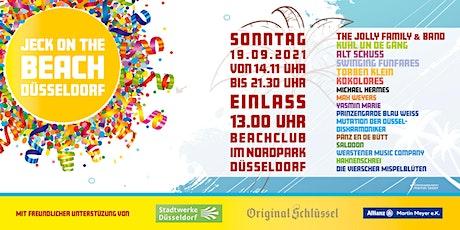 Jeck on the Beach - Das karnevalistische Sommer - Festival Tickets