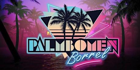 Palmbomenborrel 2021 tickets