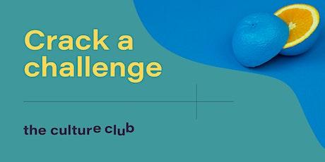 Crack a challenge- Manchester tickets