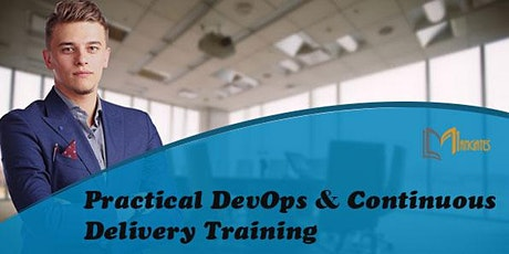 Practical DevOps & Continuous Delivery Virtual Training in Teesside tickets
