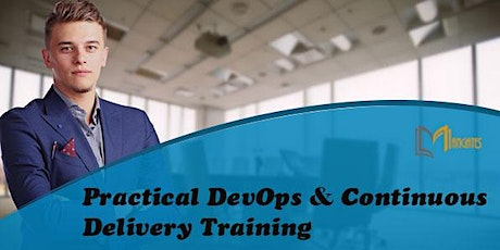 Practical DevOps & Continuous Delivery Virtual Training in Watford tickets