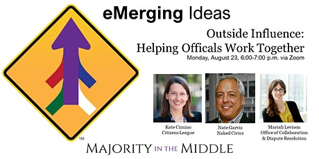 Outside Influence: Helping Officials Work Together tickets