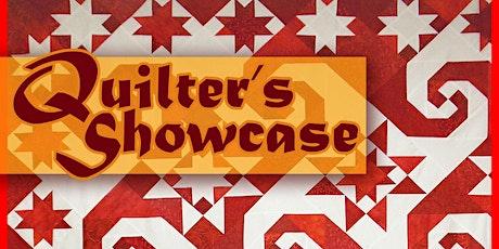 Quilter's Showcase tickets