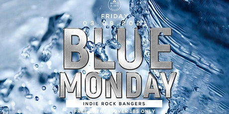 BLUE MONDAY - INDIE COVERS tickets