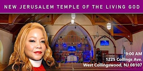 Sunday Worship Experience 8/8/21 tickets