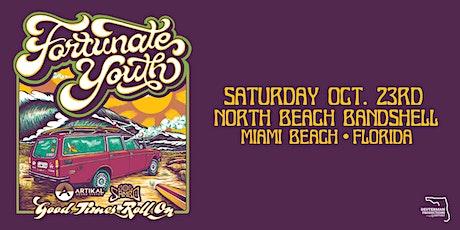 FORTUNATE YOUTH & ARTIKAL SOUND SYSTEM w/ Joe Sambo - Miami tickets