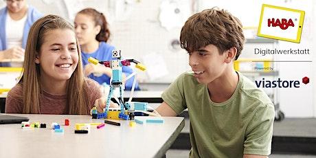 Roboter: Umweltretter mit dem LEGO SPIKE™ Prime Tickets