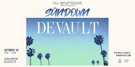 (POSTPONED) Nü Androids Presents SünDown: Devault (21+) tickets