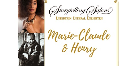 Caribbean Salon with Opera Singers - Marie-Claude and Henry ONLINE via ZOOM tickets