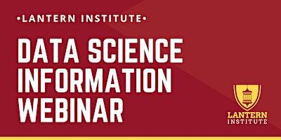 WEBINAR: Online Data Science Information Session