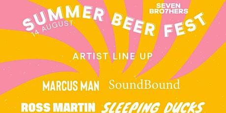 Seven Bro7hers Summer Beer Fest tickets