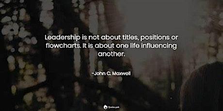 John  Maxwell Leadership Series - Leadershift tickets