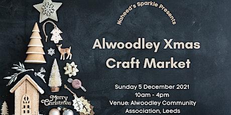 Alwoodley (Leeds) Christmas Craft Market tickets