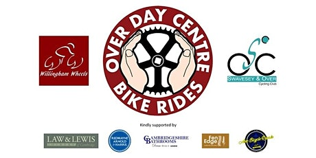 Over Day Centre Bike Rides 2021 tickets