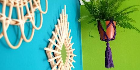 Crochet Club! Online - Plant Hanger tickets
