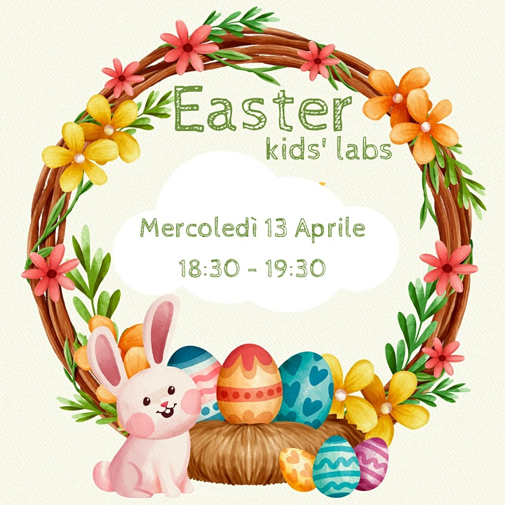 Immagine KIDS' LAB: EASTER
