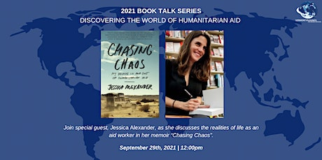 Book Talk: The Realities of Life as an Aid Worker tickets