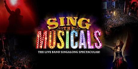 Massaoke - Sing the Musicals! tickets