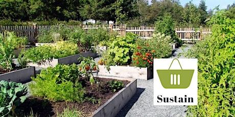 Sustain Community Garden Workshop tickets