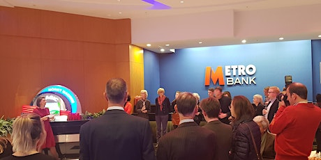 Metro Bank: Network & Learn. Funding Post Covid tickets