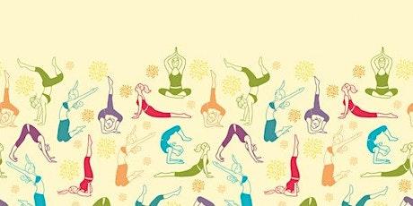 Outdoor Power Yoga in Battersea Park tickets