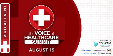 The Voice of Healthcare Summit 2021 tickets