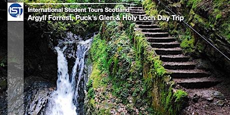 Argyll Forest & Faerie Puck's Glen Day Tour tickets