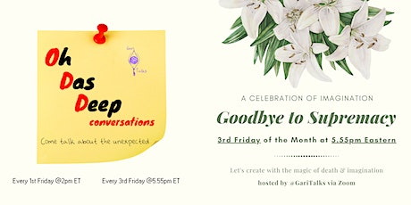 ODD convo: A Funeral Space tickets