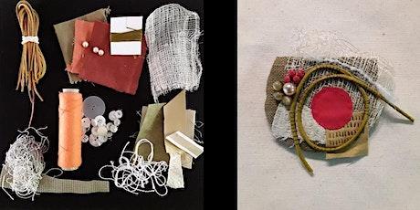 Créez vos bijoux textiles billets