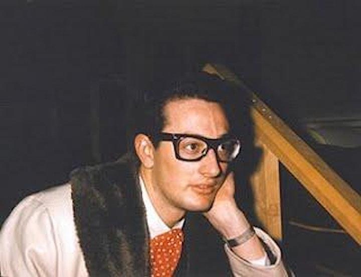 Buddy Holly's 85th Birthday Celebration - Livestream Music History Program image