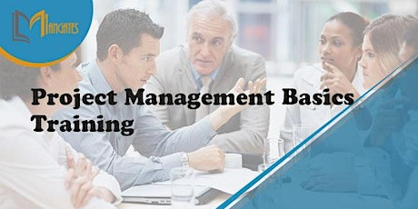 Project Management Basics 2 Days Virtual Live Training in Bournemouth tickets