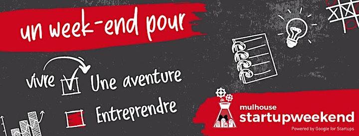 Startup Weekend Mulhouse #8 2021 image