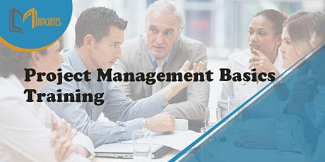 Project Management Basics 2 Days Virtual Live Training in Exeter tickets