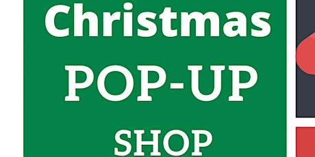 Christmas Pop-up Shop tickets