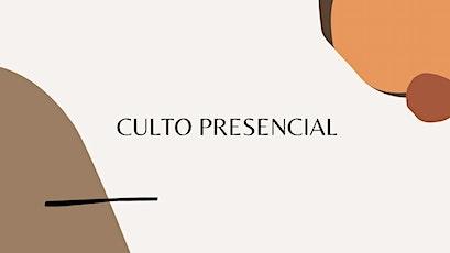 Culto Presencial 08/08/2021 - Igreja Batista Renovada MRP ingressos