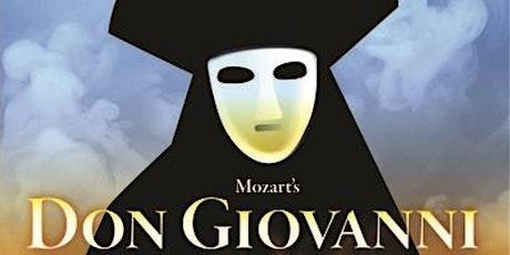 Mozart's Don Giovanni: Concert version tickets