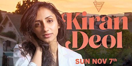 Kiran Deol tickets