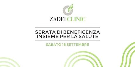 Zadei Clinic: Insieme per la Salute biglietti
