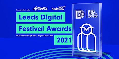 Leeds Digital Festival Awards tickets