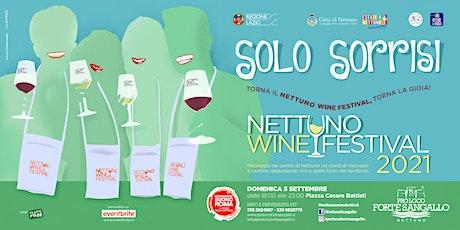 Nettuno Wine Festival 2021 biglietti