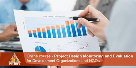 eCourse: Project Design Monitoring and Evaluation (October 11, 2021) tickets