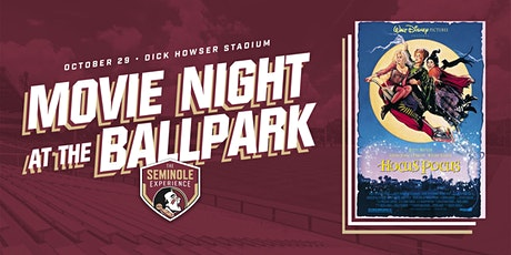Movie Night at the Ballpark tickets