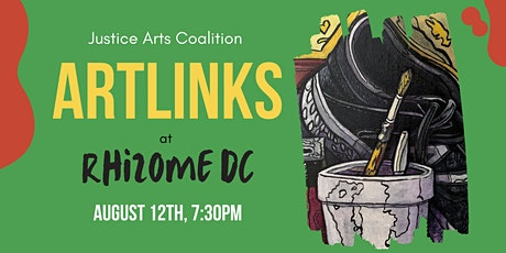 ArtLinks at Rhizome DC tickets