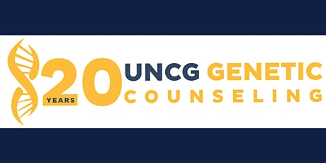 UNCG Genetic Counseling 20th Anniversary Gala tickets