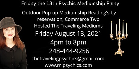 Fun Day Backyard Psychic Mediumship and Crystal Sale Party tickets