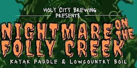 CHS Beer Week Kayak & Lowcountry Boil tickets
