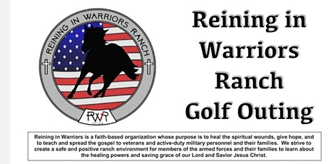 Reining in Warriors Ranch Golf Outing tickets
