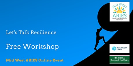 Free Workshop: Let's Talk Resilience tickets