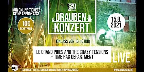 Draußenkonzert 15.08.21 Tickets